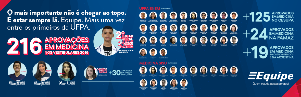 Banner UFPA 2016